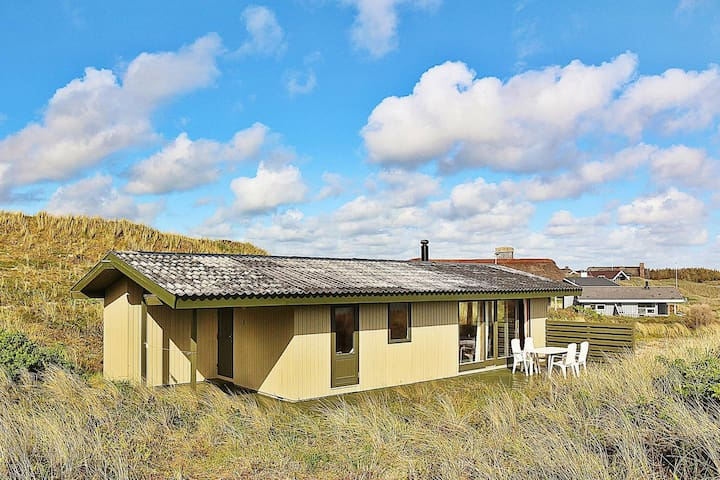 Spacious Holiday Home in Søndervig with Barbecue