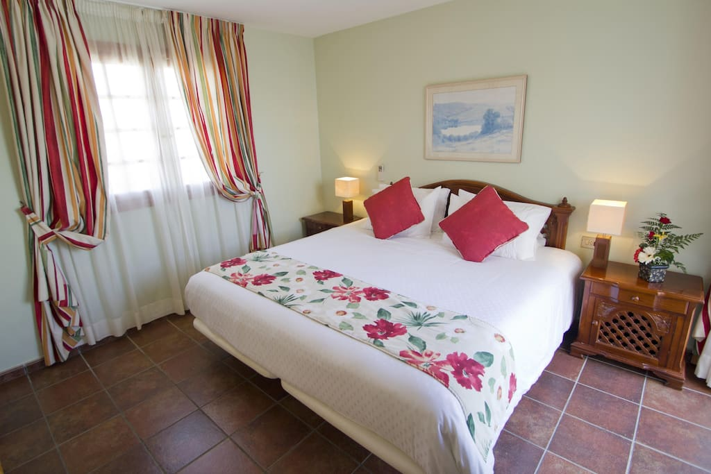 Royal Tenerife Country Club Master Bedroom