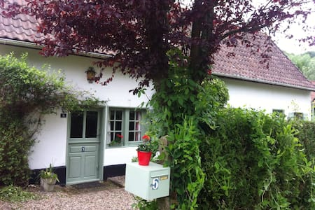 Lovely traditional cottage - Cavron-Saint-Martin