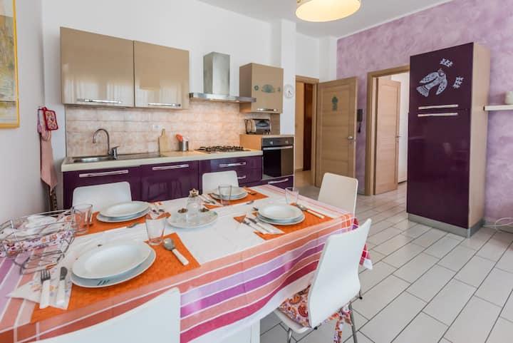 Appartamento B in pieno centro Gallipoli