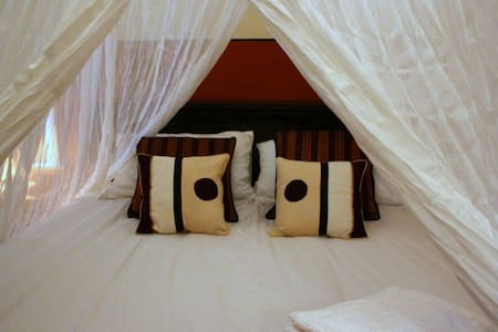 Exotic Forest's Edge Sanctuary - 3 Bedroom Cottage