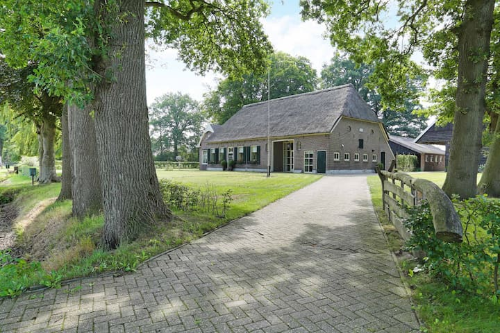 Vakantiewoning Aikes Tallen Hoeve 5 pers (Drenthe)