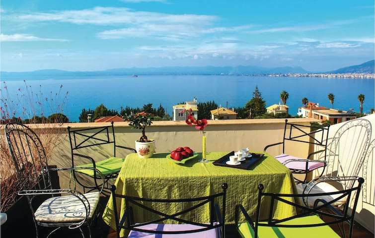 Holiday cottage with 4 bedrooms on 162 m² in Mikra Mantineia