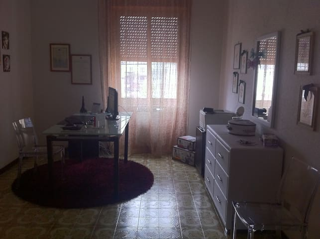 Camera privata in appartamento - Baiano - House