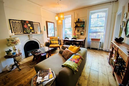 Six-month sublet, steps from Ft Greene Park