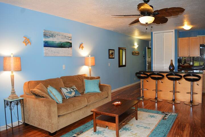 Turtle Bay, Newly Remodeled Condo - Kahuku - Appartement