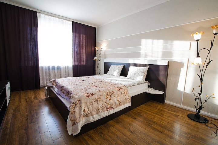 Best location1 room Suncity Park - Chişinău - Apartamento