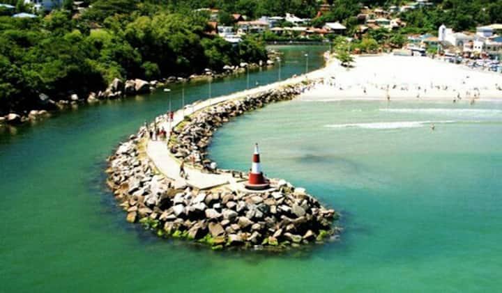 Quitinete  Praia da Barra da Lagoa