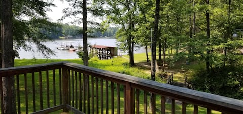 Jenny 's Cove Cottage uw toevluchtsoord aan Lake Sinclair