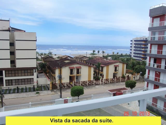 Apartamento em Bertioga, a 80 m da praia