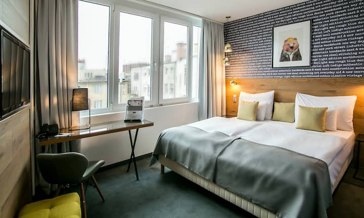 Roombach Hotel Budapest Center - Standrd Single Rm