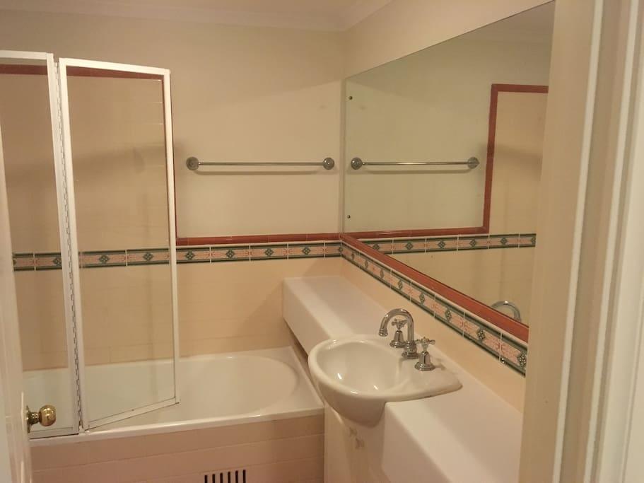 Your bathroom Ensuite