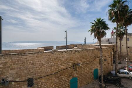 Seaside Walls of Akko Two Rooms! - Acre
