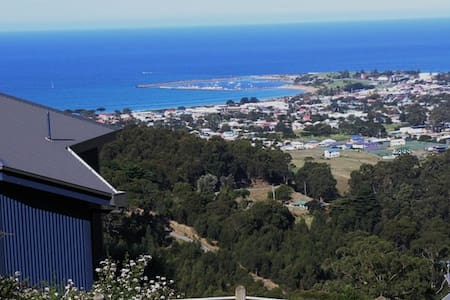 Point of View Villas - luxury for 2 - Apollo Bay