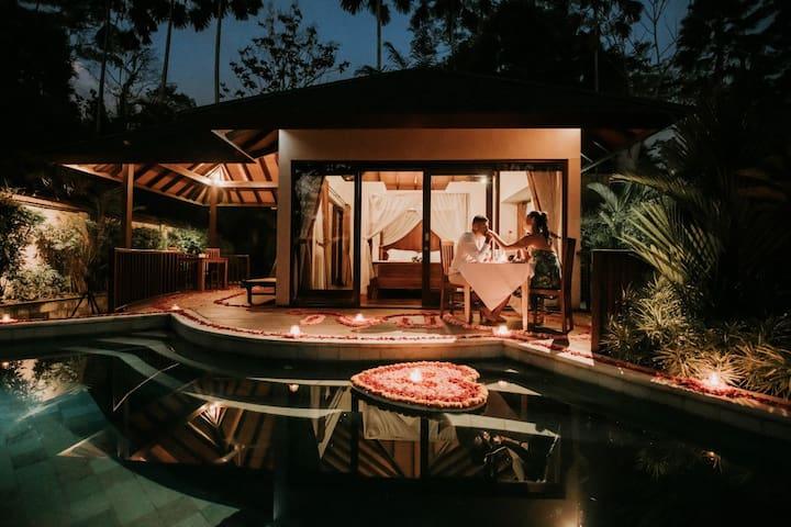 Jungle Paradise 1 bed room villa