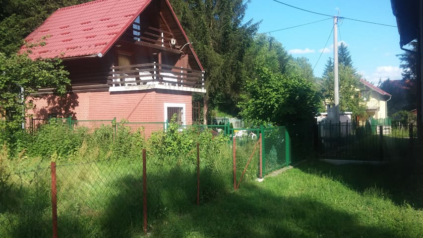 Two houses for family friendship near Sarajevo - Sarajevo - Huis