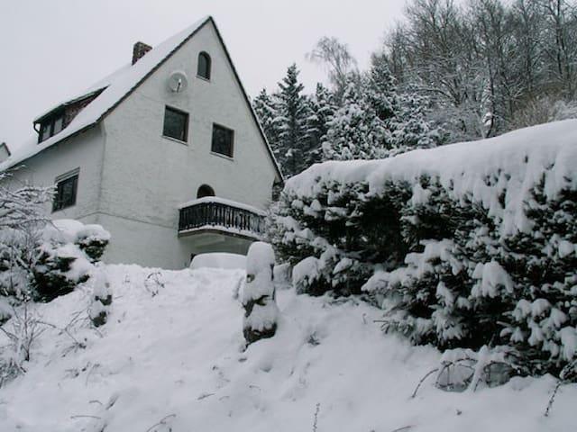 Knus appartement op ideale locatie - Hallenberg