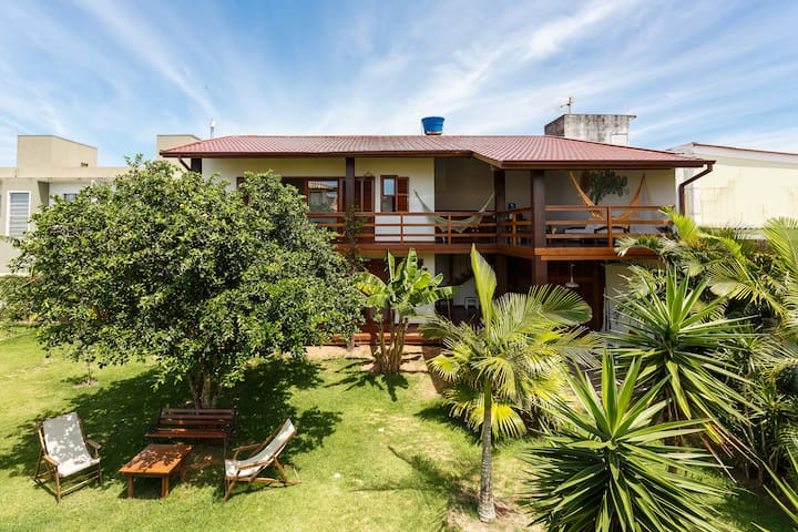 Casadobem Surf House & Retreat 2 - Florianopolis - Dom