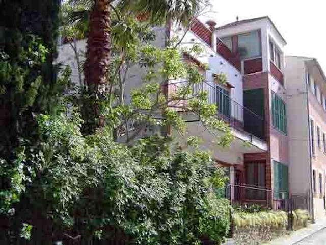 Atico 6 personas en Mallorca - Esporles - Apartemen