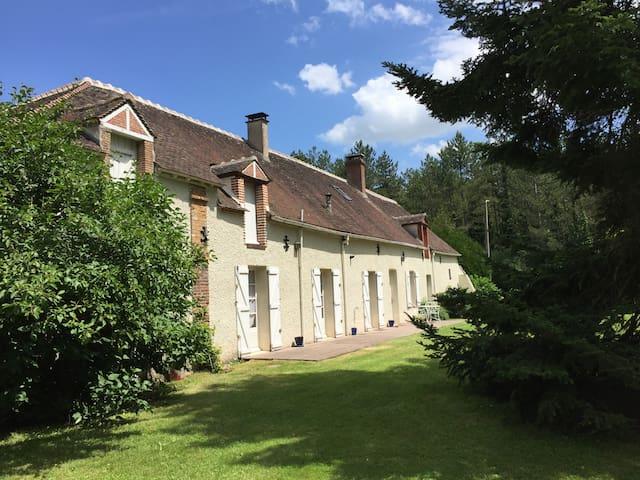 Gîte Montargis, 2 chambres, 5 personnes