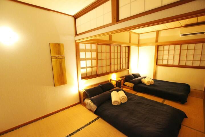 """Japanese Art House """"Zen"""" 『禅』"""