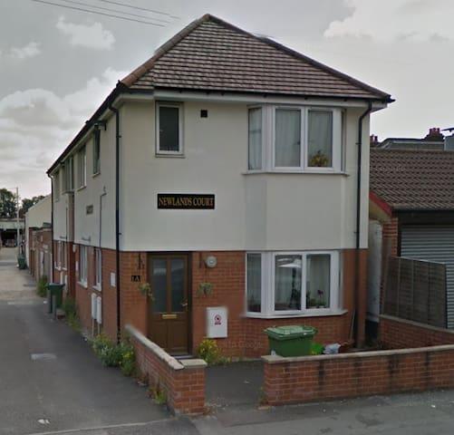 Modern 1 bed flat in Southampton - Southampton - Apartamento