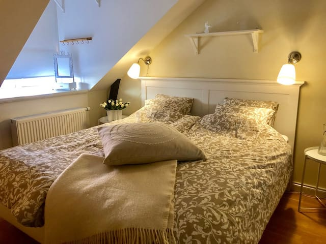 Unique stay  in the heart of Uppsala