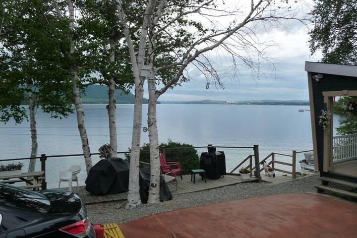 Chalet à Temiscouata-sur-le-lac à louer