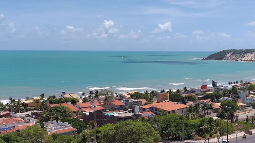Flat em Natal/RN. Na praia de Ponta Negra.