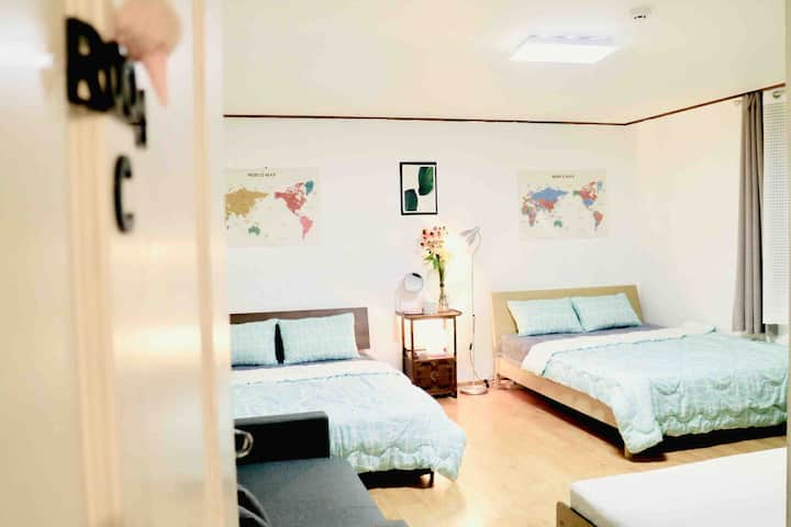 "SoDam Guest House ""room C"""