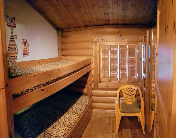 Bedroom #2. /// Makuuhuone nro 2. ///  Спальня #2