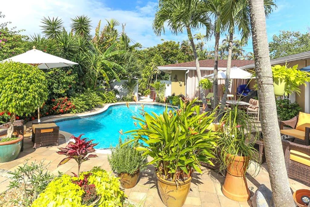 Priv 3 Rm Cottage Ft Lauderdale 80 Five Stars Guesthouses For Rent In Fort Lauderdale