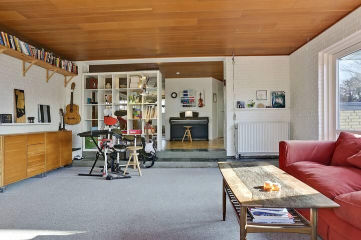 Rummelig villa nær LEGOLAND - Egtved