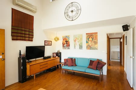 Bright modern 2-bed townhouse - Townhouse