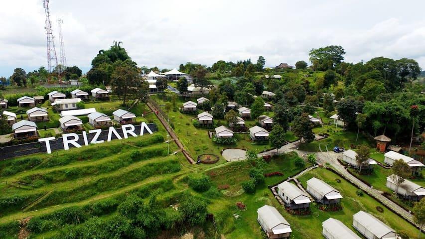 Trizara Resorts (Luxury Glamping) - Kabupaten Bandung Barat - Tent