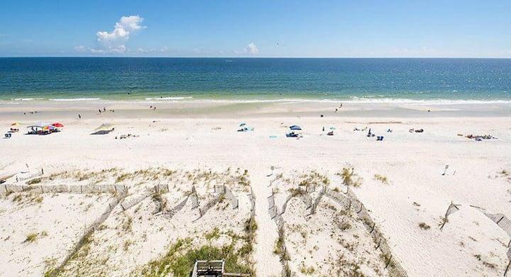 Oceanfront Gulf Shores Alabama
