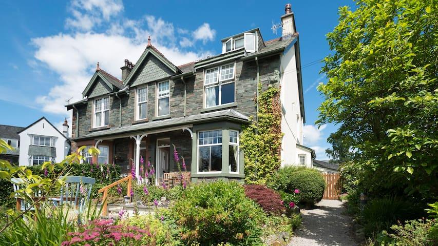 Beautiful Edwardian home near lakes and walks. - Cumbria - House