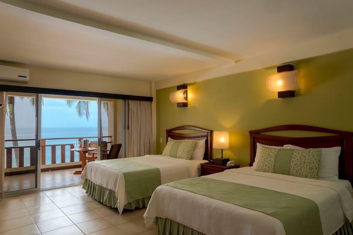 Tango Mar BeachFront Room 2 Queen Beds