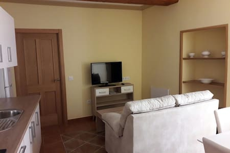 Bright apartment in Northern Andalusia sierra