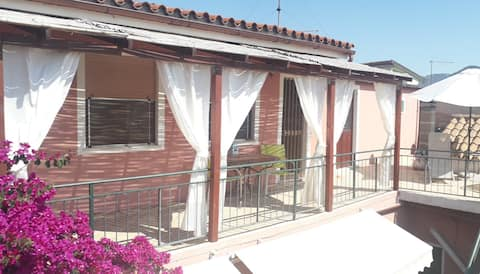 Casa Mia  Sunny apartment with large terrace