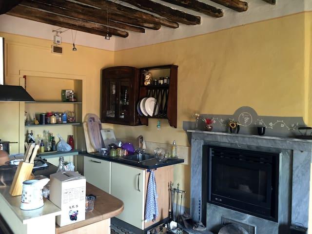 La casa dell'arco - Castelvecchio  - Pis