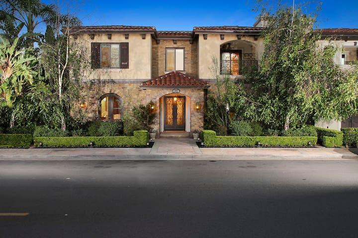 Luxury Newport Beach Home