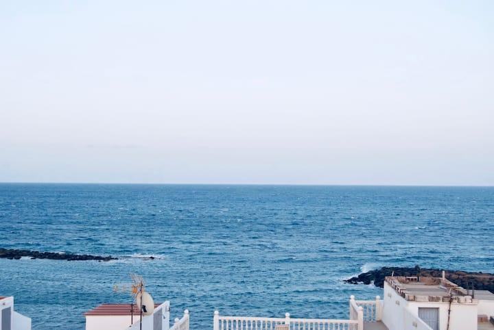 Apartamento Pozo Izquierdo (con vistas al mar)
