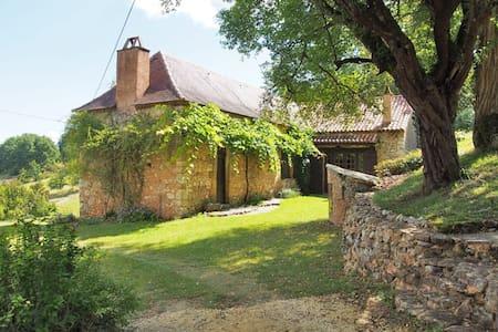 2 chambres dans leur écrin de verdure - Siorac-en-Périgord - ที่พักพร้อมอาหารเช้า