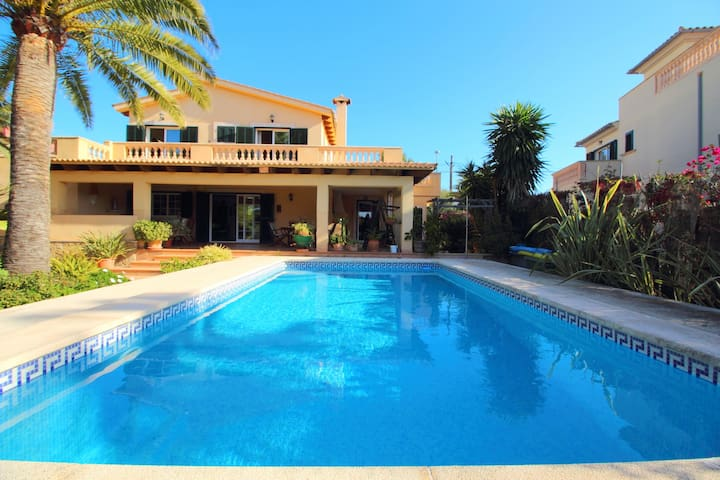 ESPECTACULAR VILLA SWIMMING POOL NEAR SEA WIFI - Llucmajor - Casa