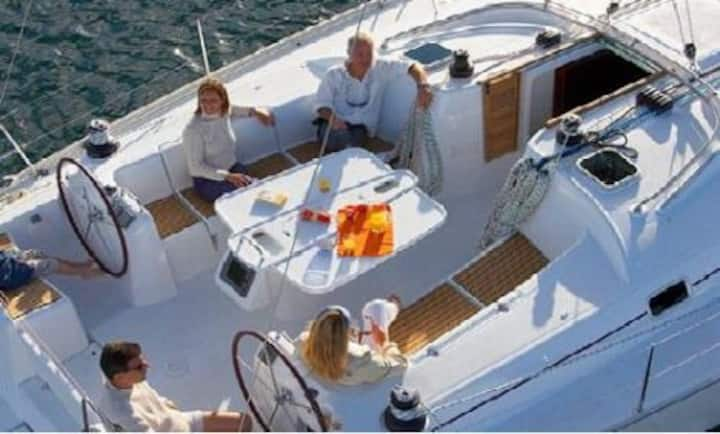Sailing Yacht GALAXY