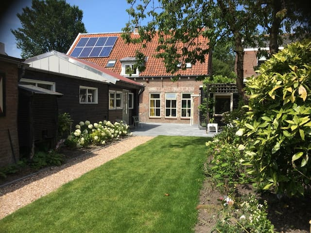 Familiehuis met geweldige tuin - Serooskerke