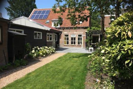 Familiehuis met tuin dichtbij zee - Serooskerke