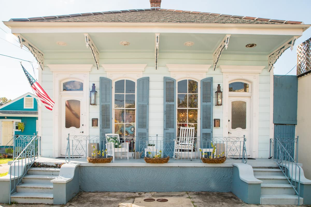 Bywater Beauty - Historic Renovation Featured on Hgtv