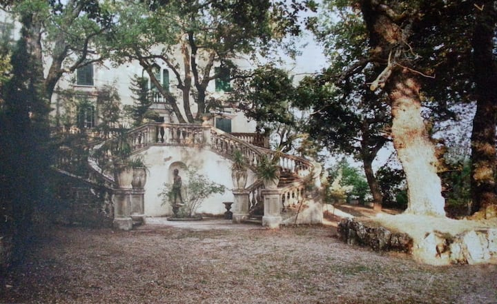 historic villa depandance